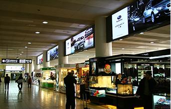 机场灯箱广告铝材