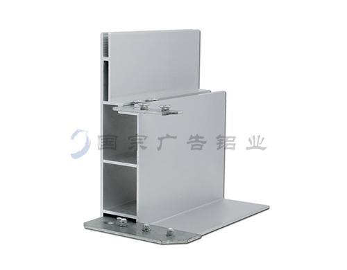 12分工程卡布广告铝材