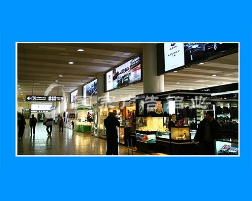 机场灯箱广告