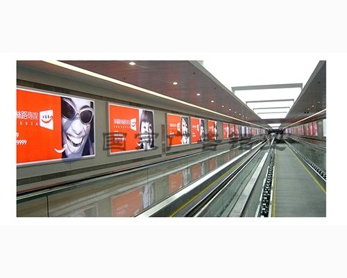 地铁灯箱广告